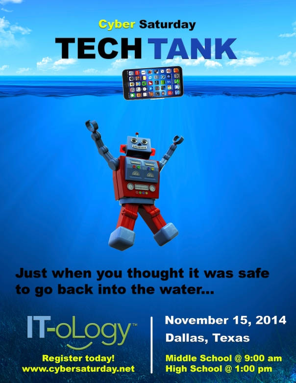 Tech Tank Cyber Saturday Dallas